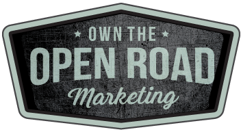 Own The Open Road Marketing
